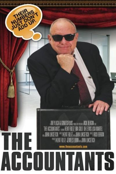Caratula, cartel, poster o portada de The Accountants