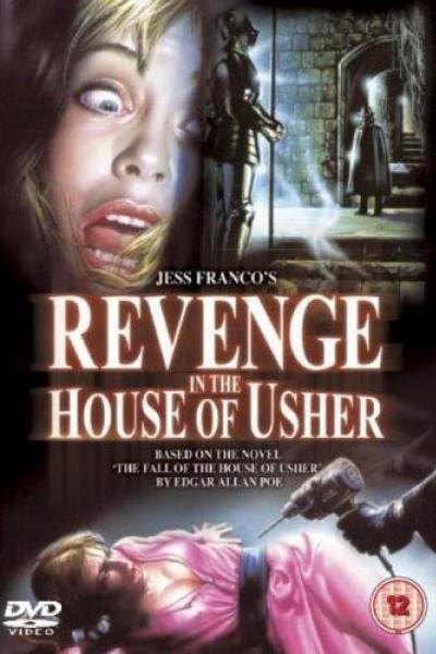 Caratula, cartel, poster o portada de El hundimiento de la casa Usher