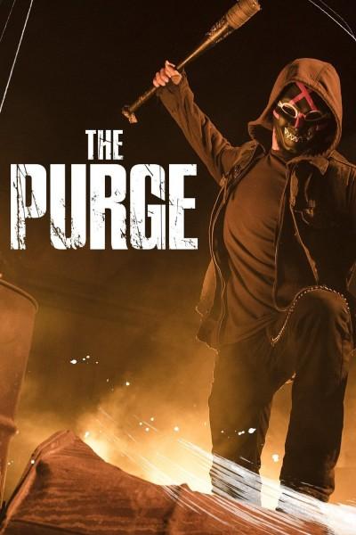 Caratula, cartel, poster o portada de The Purge