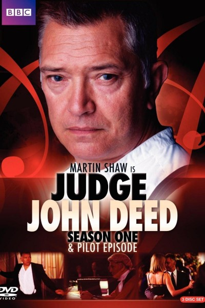 Caratula, cartel, poster o portada de Judge John Deed