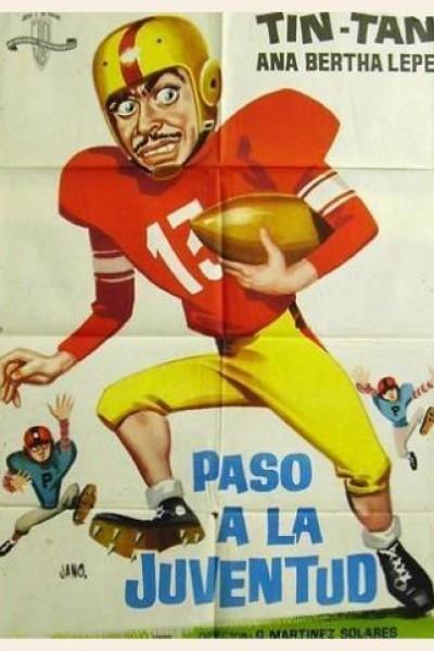 Caratula, cartel, poster o portada de Paso a la juventud