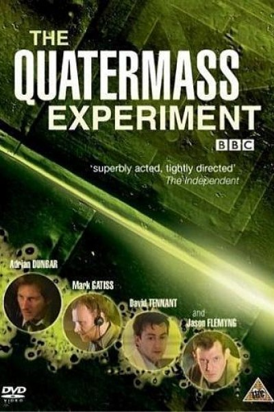 Caratula, cartel, poster o portada de The Quatermass Experiment