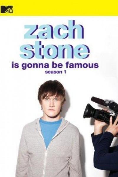 Caratula, cartel, poster o portada de Zach Stone Is Gonna Be Famous