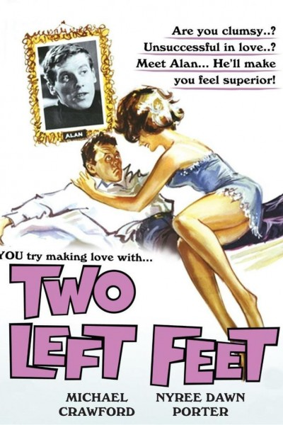 Caratula, cartel, poster o portada de Two Left Feet