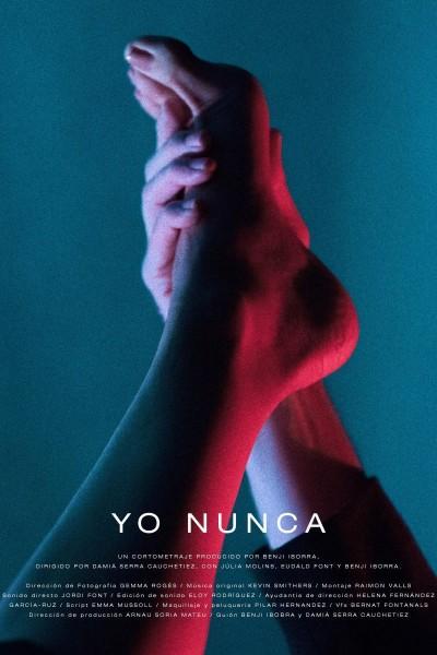 Caratula, cartel, poster o portada de Yo nunca