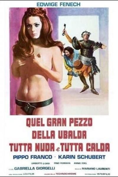 Caratula, cartel, poster o portada de La pícara y ardiente Ubalda