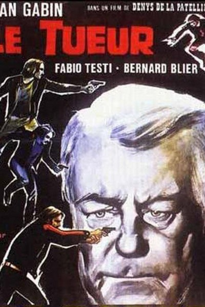 Caratula, cartel, poster o portada de El asesino