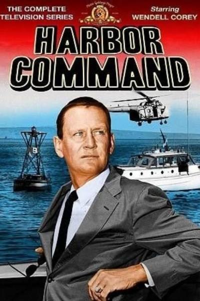 Caratula, cartel, poster o portada de Harbor Command