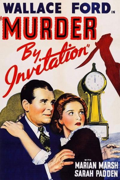 Caratula, cartel, poster o portada de Murder by Invitation