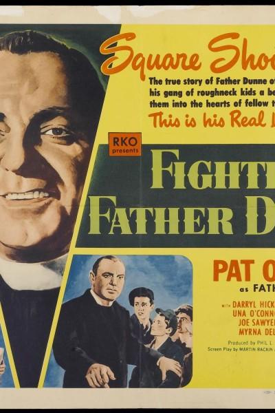 Caratula, cartel, poster o portada de Fighting Father Dunne