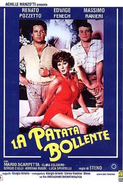 Caratula, cartel, poster o portada de La patata caliente
