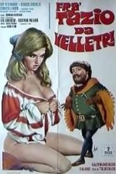 Caratula, cartel, poster o portada de Fra\' Tazio da Velletri