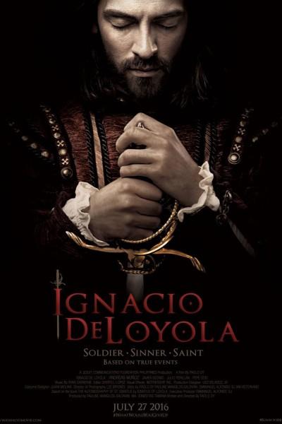 Caratula, cartel, poster o portada de Ignacio de Loyola