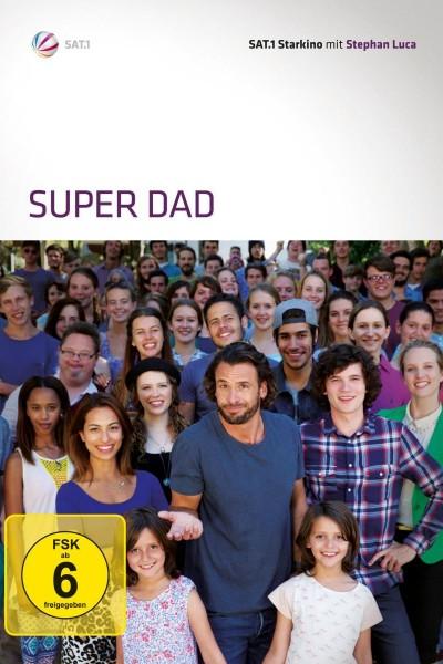 Caratula, cartel, poster o portada de Super papá
