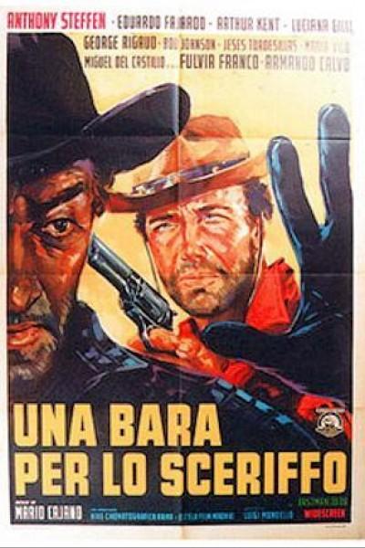 Caratula, cartel, poster o portada de Una tumba para el Sheriff