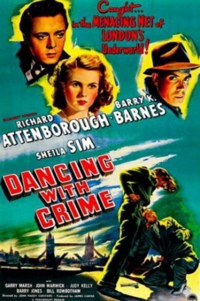 Caratula, cartel, poster o portada de Dancing with Crime