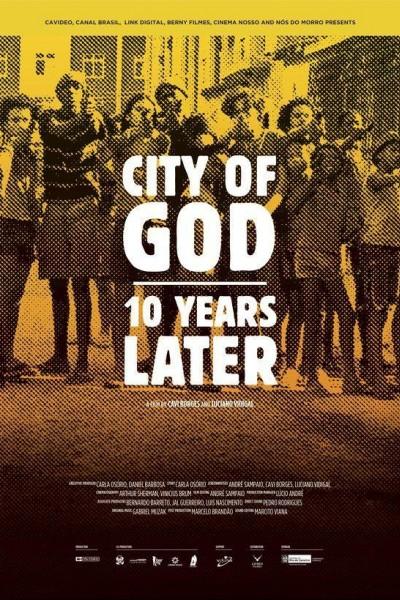 Caratula, cartel, poster o portada de Ciudad de Dios: 10 años después