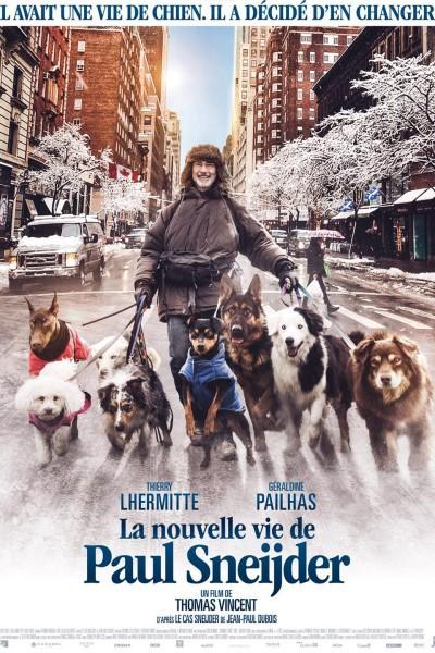 Caratula, cartel, poster o portada de La nouvelle vie de Paul Sneijder