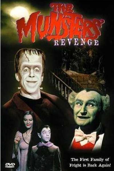 Caratula, cartel, poster o portada de La Venganza de los Monsters