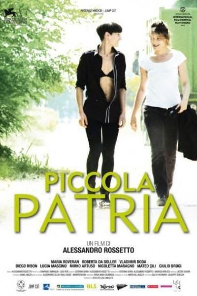 Caratula, cartel, poster o portada de Piccola patria