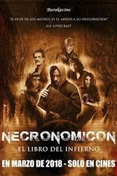 Caratula, cartel, poster o portada de Necronomicón