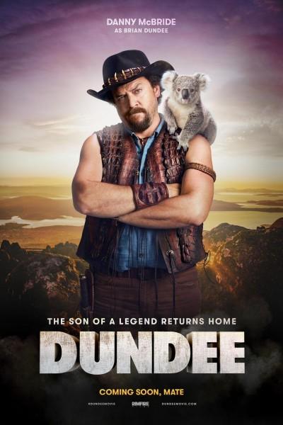 Caratula, cartel, poster o portada de Dundee: The Son of a Legend Returns Home