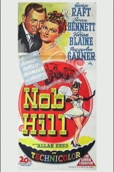 Caratula, cartel, poster o portada de Nob Hill