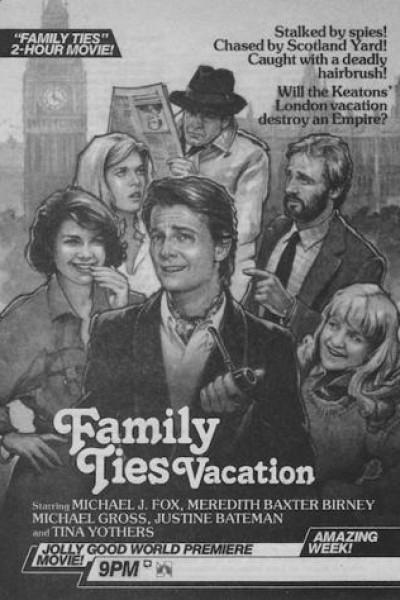 Caratula, cartel, poster o portada de Vacaciones de enredos en familia