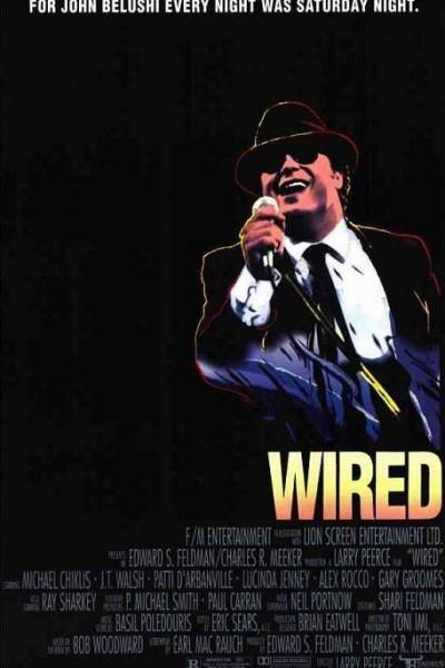 Caratula, cartel, poster o portada de Wired