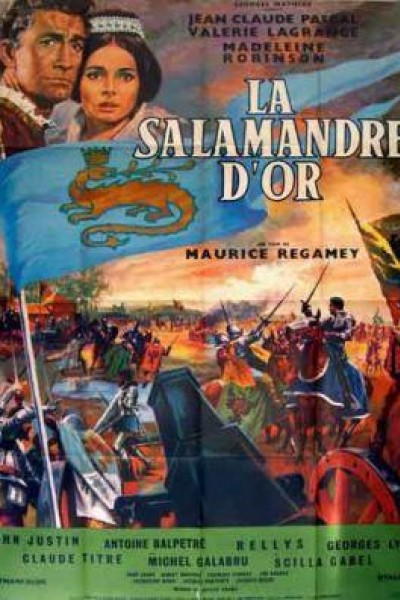 Caratula, cartel, poster o portada de La corona encadenada
