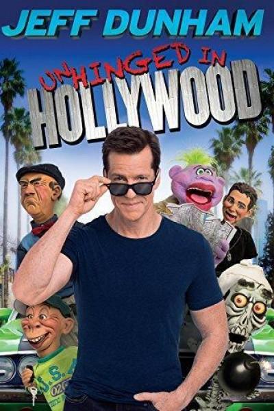 Caratula, cartel, poster o portada de Jeff Dunham: Unhinged in Hollywood