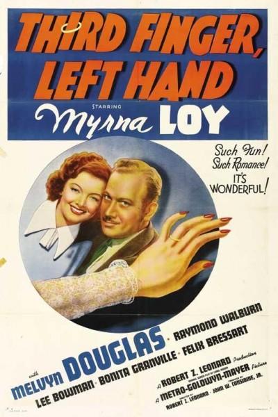 Caratula, cartel, poster o portada de Third Finger, Left Hand