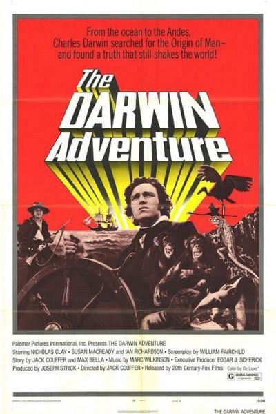 Caratula, cartel, poster o portada de La aventura de Darwin