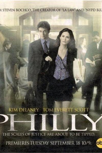 Caratula, cartel, poster o portada de Philly