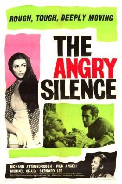 Caratula, cartel, poster o portada de Amargo silencio