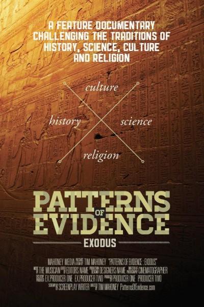 Caratula, cartel, poster o portada de Patrones de evidencia: El éxodo