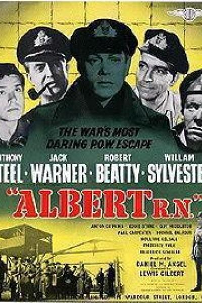 Caratula, cartel, poster o portada de Albert R.N.