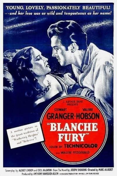 Caratula, cartel, poster o portada de La mansión de los Fury