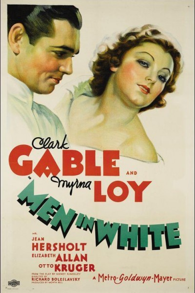 Caratula, cartel, poster o portada de Hombres de blanco