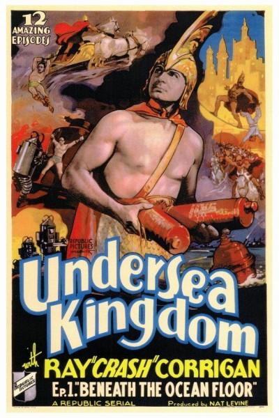 Caratula, cartel, poster o portada de Undersea Kingdom