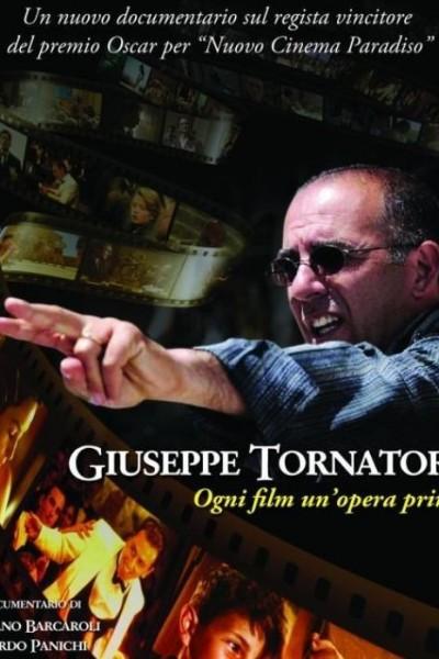 Caratula, cartel, poster o portada de Giuseppe Tornatore - Every Film Is My First Film