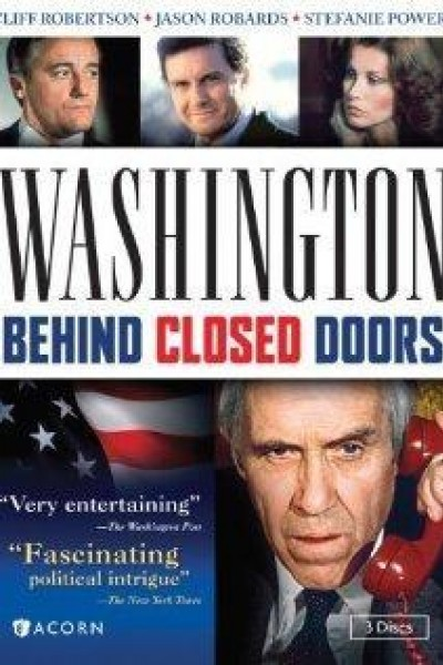 Caratula, cartel, poster o portada de Washington: Behind Closed Doors