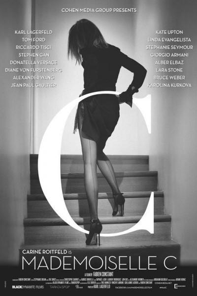 Caratula, cartel, poster o portada de Mademoiselle C