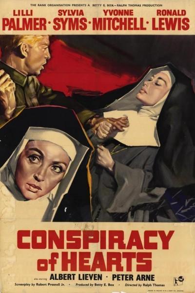 Caratula, cartel, poster o portada de La guerra secreta de Sor Catherine