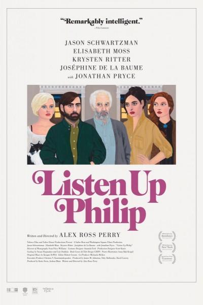 Caratula, cartel, poster o portada de Listen Up Philip