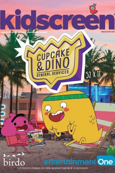 Caratula, cartel, poster o portada de Cupcake y Dino: Arreglos y chapuzas