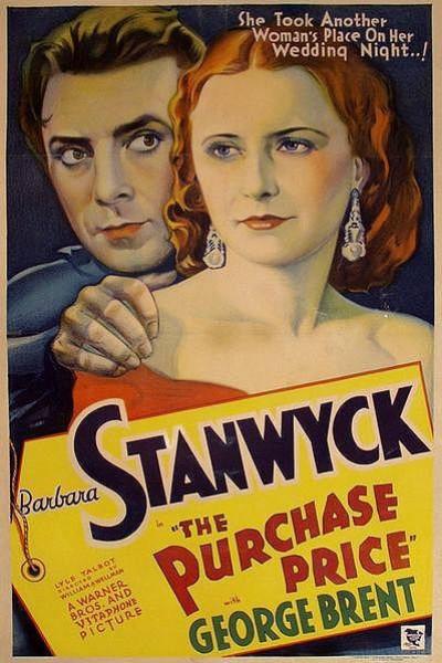 Caratula, cartel, poster o portada de The Purchase Price