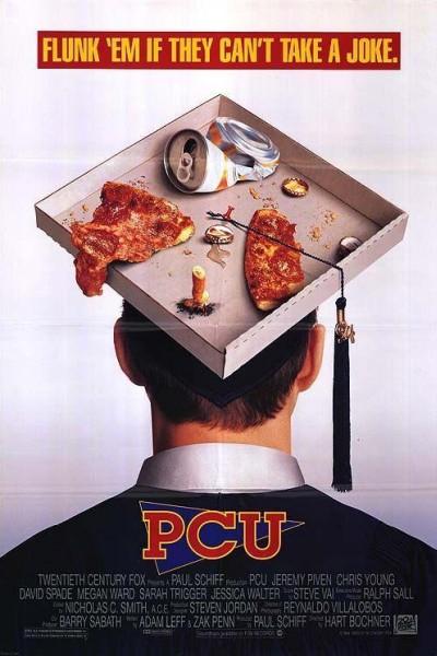 Caratula, cartel, poster o portada de P.C.U.