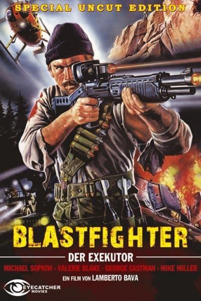 Caratula, cartel, poster o portada de Blastfighter: la furia de la venganza