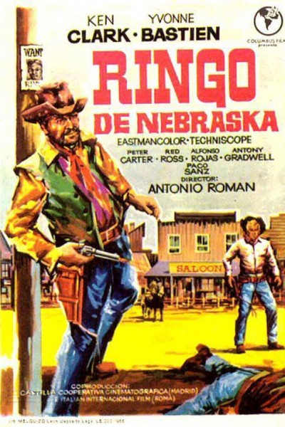 Caratula, cartel, poster o portada de Ringo de Nebraska
